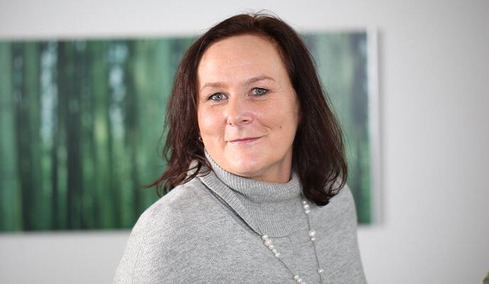 Ansprechpartnerin Daniela Schloesser von einstein² Immobilien GmbH - Ihr Immobilienmakler für Karlsruhe und Umgebung